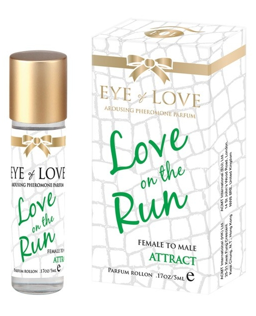 Eye Of Love Pheromone Body Spray Female - 5 ml Attract