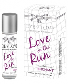 Eye Of Love Pheromone Body Spray Female - 5 ml Enchant