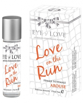 Eye Of Love Pheromone Body Spray Female - 5 ml Arouse