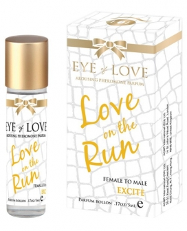 Eye Of Love Pheromone Body Spray Female - 5 ml Excite