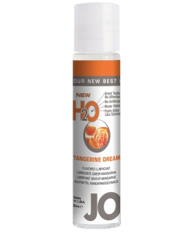 System JO H2O Flavored Lubricant - 1 oz Tangerine