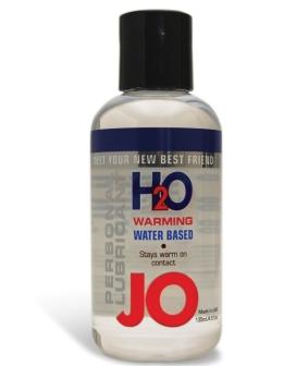 System JO H2O Warming Lubricant - 4.5 oz