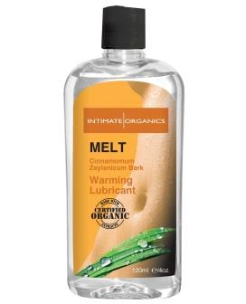 Melt Warming Organic Lubricant - 4 oz