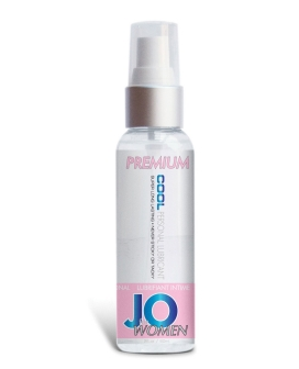 System JO Premium Women's Silicone Cooling Lubricant - 2 oz