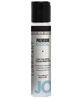 System JO Premium Lubricant - 1 oz Cooling