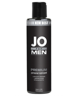 System JO for Men Premium Silicone Lubricant - 4.25 oz