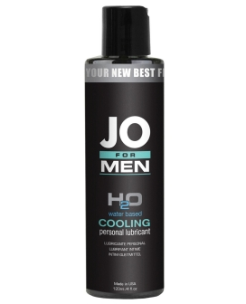 System JO for Men H2O Cool Lubricant - 4.25oz