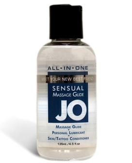 System JO All In One Massage Glide - 4 oz Sensual