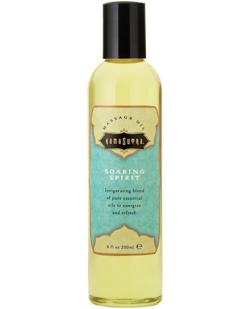 Kama Sutra Aromatic Oil - 8 oz Soaring Spirit