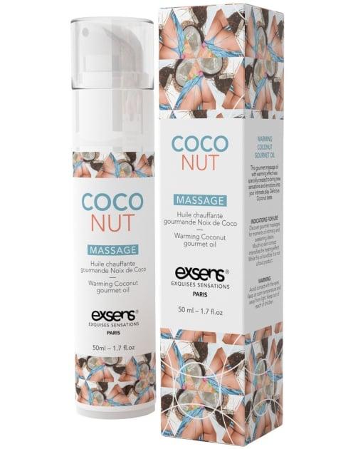 EXSENS of Paris Massage Oil - Coconut