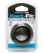 Perfect Fit Xact Fit 3 Ring Kit S/M/L - Black