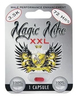 Magic Mike XXL Male Enhancement - 1 Capsule Blister