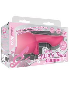 XGen Body Wand Ultra G Touch Attachment - Large Pink