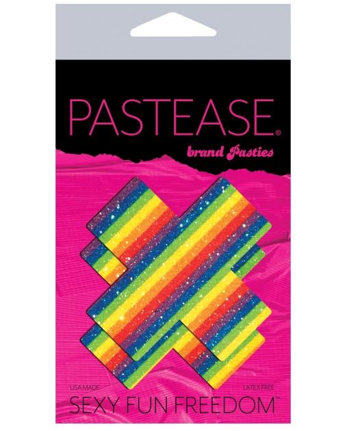 Pastease Glitter Rainbow Plus