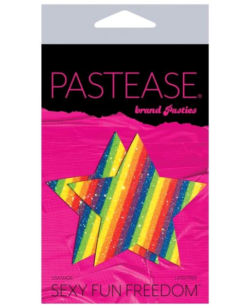 Pastease Gliter Rainbow Star