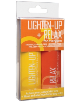 Lighten Up & Relax - Pack of 2