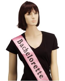 Bachelorette Sash - Pink