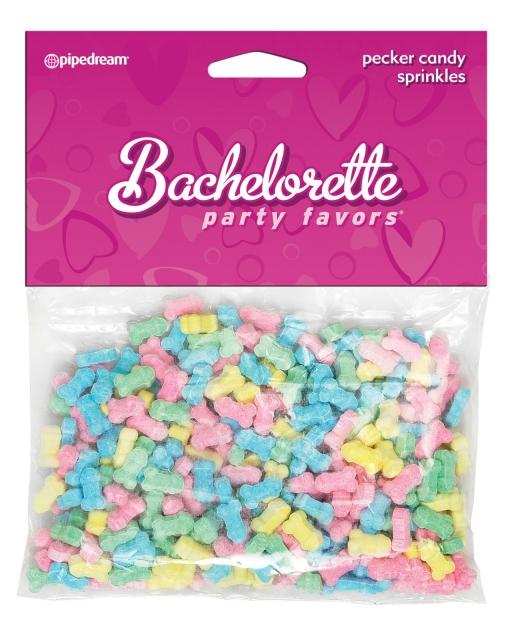 Bachelorette Party Favors Pecker Sprinkles