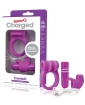 Screaming O Charged Combo Kit No.1 - Purple