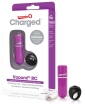 Screaming O Charged Vooom Remote Control Bullet - Purple