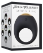 Zero Tolerance Mood Ring - Black