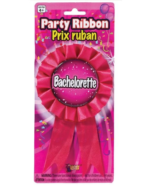 Bachelorette Party Ribbon