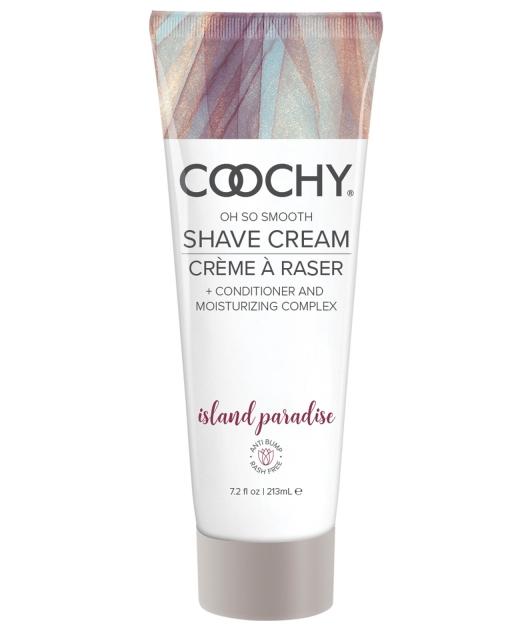 COOCHY Shave Cream - 7.2 oz Island Paradise