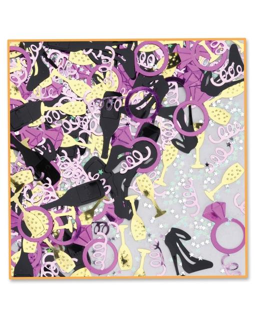 Bachelorette Party Confetti