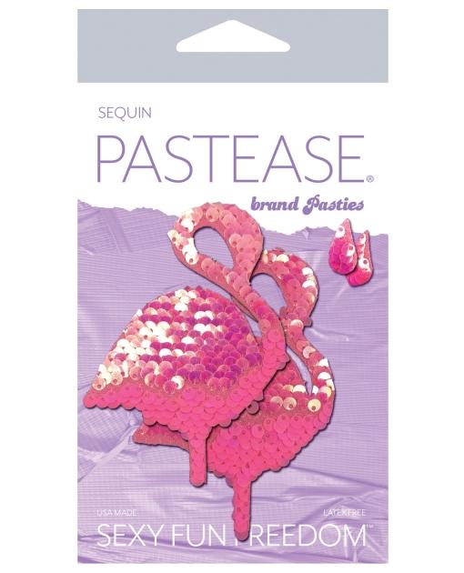 Pastease Color Changing Flip Sequins Flamingo - Pink O/S