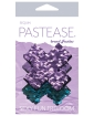 Pastease Color Changing Flip Sequins Cross - Purple/Turquoise O/S