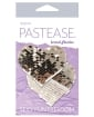 Pastease Color Changing Flip Sequins Heart - Rose Gold O/S