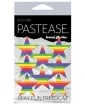 Pastease Mini Rainbow Stars - Pack of 8 O/S