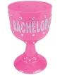 Jumbo Plastic Bachelorette Goblet - Pink