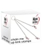 Adam & Eve Chain Me Up Kink Clamps