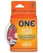 One Super Studs Condoms - Pack of 3