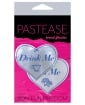 Pastease Eat Me Drink Me Liquid Heart - White O/S