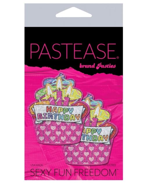 Pastease Happy Birthday Cupcake - Multicolor O/S