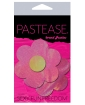 Pastease Hologram Flower - Pink/Yellow O/S