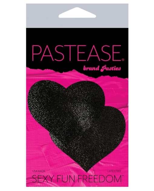Pastease Liquid Heart - Black O/S