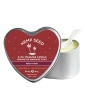 Earthly Body 2019 Valentines 3 in 1 Massage Candle - 4 oz Peek A Boo
