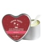 Earthly Body 2019 Valentines 3 in 1 Massage Candle - 4 oz Babydoll