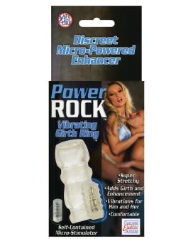 Power Rock Vibrating Girth Ring