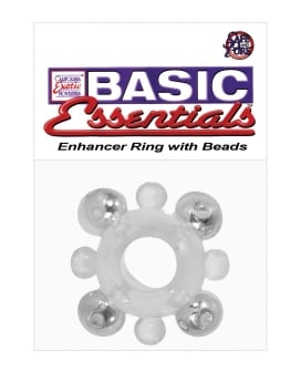 Basic Essentials - Enhancer Ring w/Beads