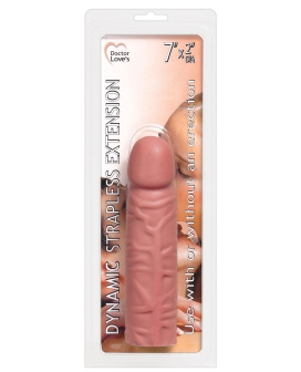 "Dynamic Strapless Extension 7"" - Use With or Without Erection"