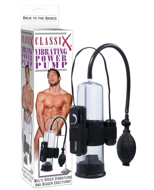 Classix Vibrating Power Pump