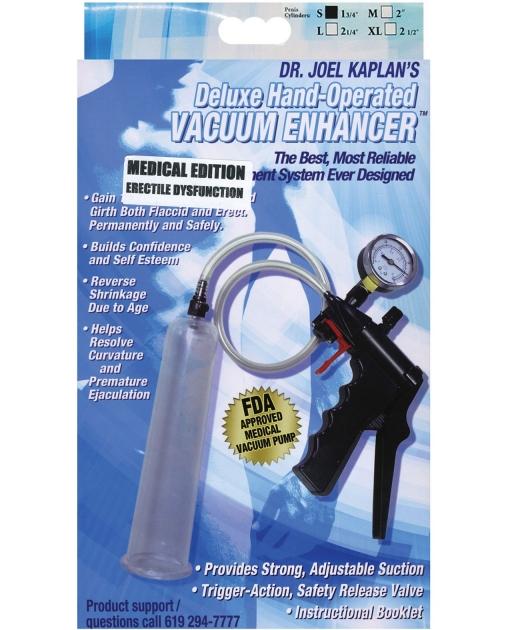 """Dr. Joel Kaplan Male Impotence Kit 2"""" I.D."""
