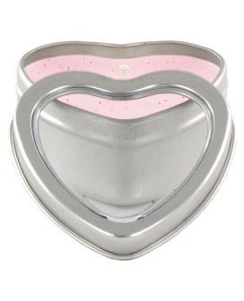 Mini Heart Pheromone Candle - Lavender/Vanilla