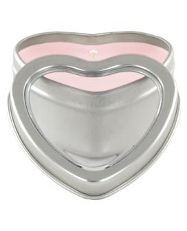 Mini Heart Pheromone Candle - Chocolate