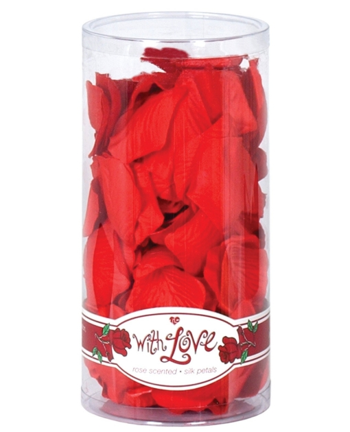 With Love - Silk Rose Petals