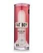 "Perfect Fit Fat Boy Micro Ribbed Sheath 6.5"""